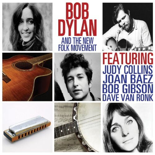 Bob Dylan and the New Folk - Folk American Musik-dvd