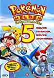 1-DVD POKEMON 5 - HELDEN: DE SPANNENDE FILM