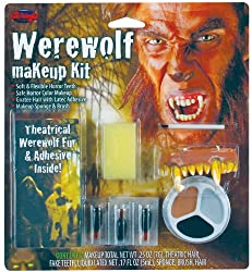 Werewolf Character Make-up Kit