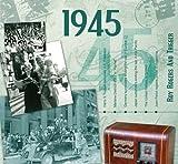 1945 los años clásicos 20 pista de CD tarjeta de felicitación
