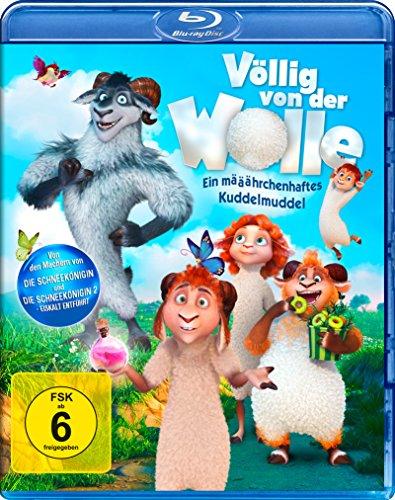 Völlig von der Wolle - Ein määährchenhaftes Kuddelmuddel [Blu-ray]