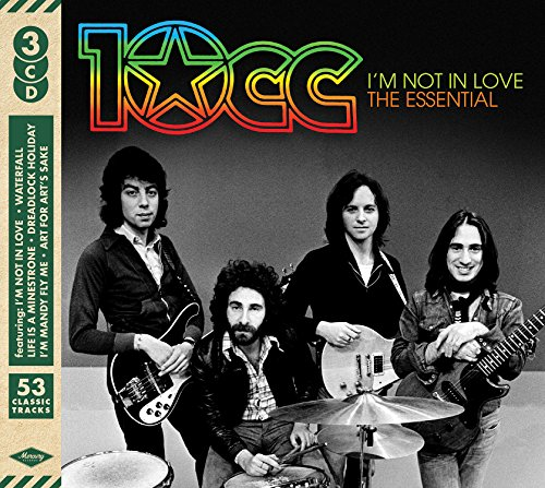 I¿m Not In Love: The Essential 10cc