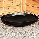 Köhko Feuerschale Ø 79 cm Klöpperboden 41001 für Köhko Feuerschale Ø 79 cm Klöpperboden 41001