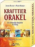 Das Krafttier-Orakel - Ein liebevoller Begleiter im Alltag - (neue Ausgabe) - Jeanne Ruland, Murat Karacay