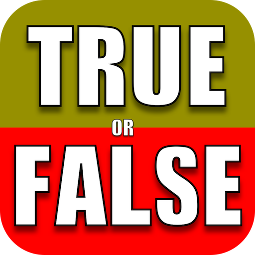 True or False Challenge - Funny Science Quiz Trivia Game App for