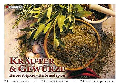 Kräuter und Gewürze: Herbs and Spices /Herbes et epices Tubu21
