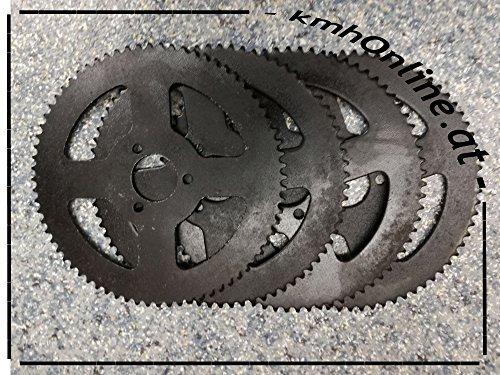 kmhOnline Pocket Bike 49cc Zahnkranz Set 4 Größen