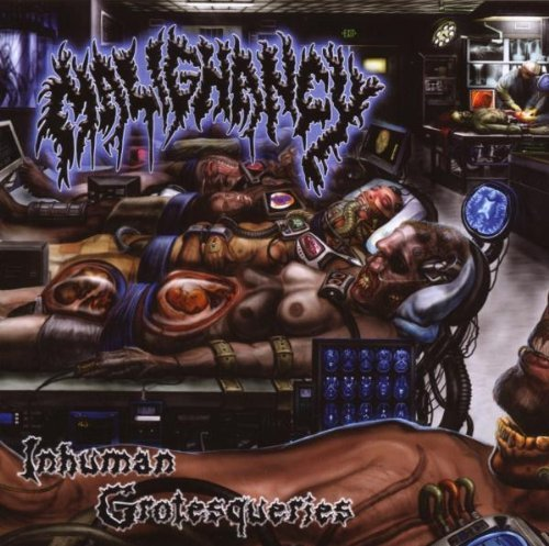 Inhuman Grotesqueries by Malignancy