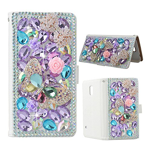 evtechtm-butterfly-floral-rhinestone-bling-crystal-glitter-book-style-folio-pu-leather-wallet-case-w