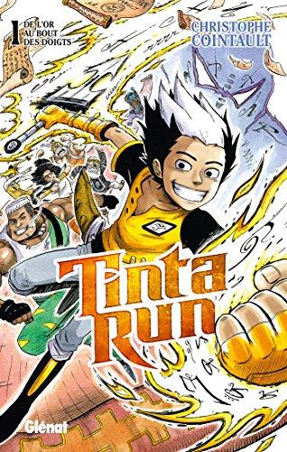 Tinta Run (1) : De l'or au bout des doigts