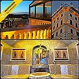 Viaje faros-4días en * * * * Hotel Roma Nico Palace en rom vivir y disfrutar-cupones kurzreise Viajes viaje regalo
