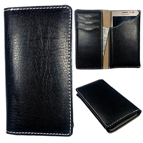 Micromax Canvas HD A116i - Pu Leather Mobile Pouch Cover (Be Unique Buy Unique ) Buy It Now By Senzoni  available at amazon for Rs.249