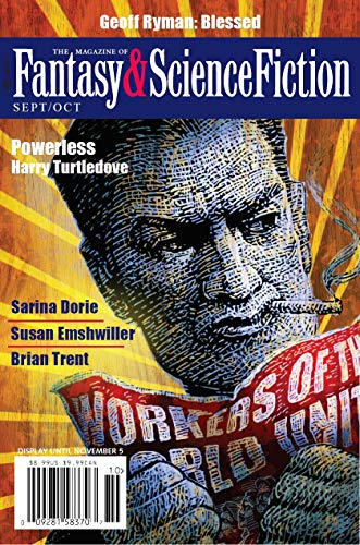 The Magazine of Fantasy & Science Fiction September/October 2018 (The Magazine of Fantasy & Science Fiction Book 135) (English Edition)