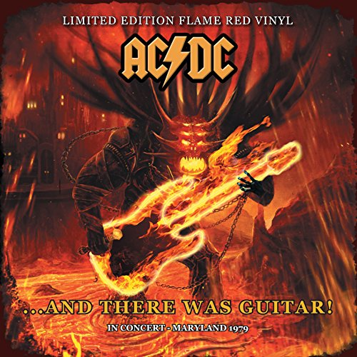 AC/DC – ...And There Was Guitar!