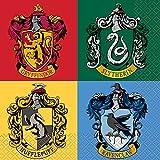 Harry Potter 20 Stück Servietten Papierservietten zum Beispiel für Partys