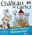 Drôles De Jeux - 410440 - Château De Cartes - Jeu De Cartes