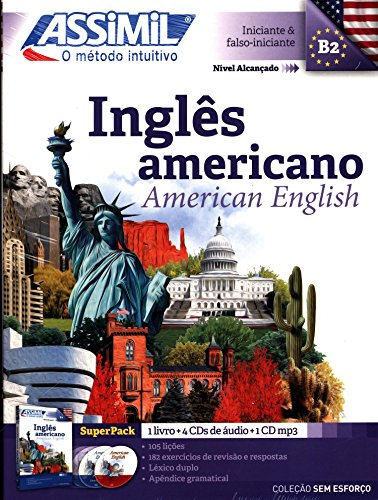 Ingles Americano Superpack (Lus)