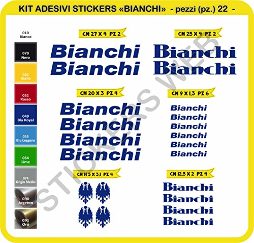 0087-bianchi-lot-de-22-autocollants-pour-velo-blu-royal-cod-049