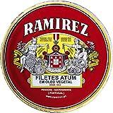 Ramirez filetti di tonno in olio 1 kg Tin