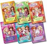 Secret Kingdom Series 3 Collection - 6 Books, RRP £29.94 (Wildflower Wood; Swan Palace; Snow Bear Sanctuary; Phoenix Festival; Fancy Dress Party; Jewel Cavern)