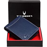 WildHorn Blue Men's Wallet…