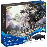 Sony Playstation 4 Slim + MONSTER HUNTER: WORLD 500GB Wifi Negro - Videoconsolas (PlayStation 4, Negro, 8192 MB, GDDR5, GDDR5, AMD Jaguar)