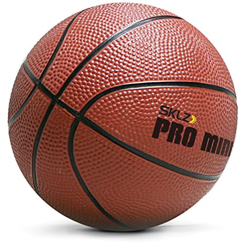 SKLZ Europe GmbH Pro Mini Hoop Ball Basketball, Orange, One Size