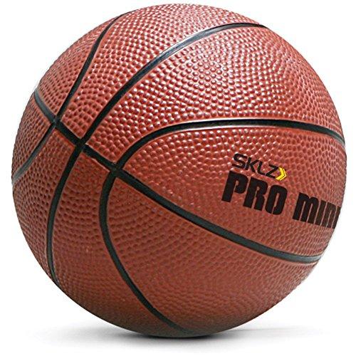 SKLZ Basketball Pro Mini Hoop Ball, Orange, One Size, HP04-BALL (Basketball Hoop Klein)