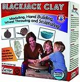 Activa-Blackjack-Clay,-5-Pound,-Dries-to-Light-Tan