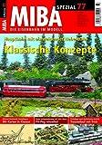 MIBA Spezial 77 - Klassische Konzepte - Hauptbahn mit Nebenbahn Bild