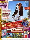 Mein Kreativ Atelier Nr. 50 (Illustrierte Ausgabe - Alle Motive mit Vorlage) [Hobby-Journal / Broschiert] (Nr. 50 2012 / Zeichnen & Malen)