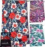 Best Beach Blanket Sand Frees - Nomandia Microfibre Beach Towel Extra Large - Quick Review