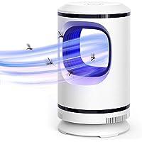 Ahlirmoy Lampe Anti Moustique, Anti Moustique Exterieur, LED Lampe pour Intérieur UV Tueur de Moustique Non Toxique/Pas…