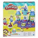 Play-Doh Ice Cream Castle Toy