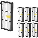 Bosaca 6 Filter HEPA iRobot Roomba Serie 800 860 865 866 870 871 880 885 886 890 900 960 966 980 - Offizielle 24-Monate-Garantie