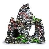Montaña Artificial para Acuario Piedra Decorativa Decoración para Acuario Pecera
