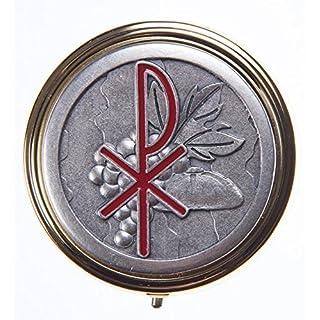 Holyart /étui Rigide pour Custode avec Croix et purificatoire en Lin