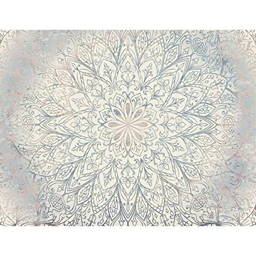 Fotomural Mandala Oriente papel tapiz pared no tejido