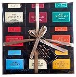 Selezione di sapori assortiti di cioccolata calda