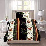#9: Aroma Comfort Single Bed bedsheet(60x90) with 1 pillow cover(27x17)