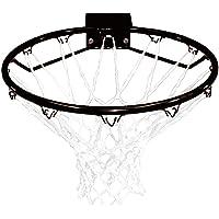Bee Ball Basketballkorb, offizielle Größe (45 cm), Basketballring, Netz und Wandhalterung Geeignet für Erwachsene und…