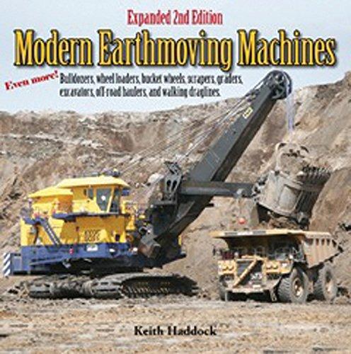 Modern Earthmoving Machines: Bulldozers, Wheel Loaders, Bucket Wheels, Scrapers, Graders, Excavators, Off-Road Haulers, and Walking Draglines - Loader Bucket