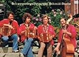 SCHWYZERÖRGELI QUARTETT SCHMID BUEBE (33 tours)