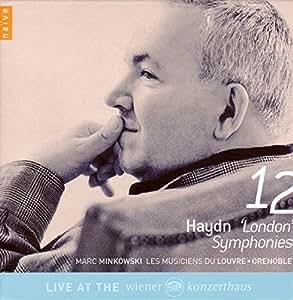 Die 12 Londoner Sinfonien