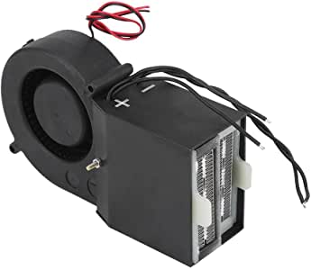 24V 350W Riscaldatore Sbrinatore Termo Ventilatore Scaldino Auto Camper Calda