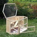 Songmics-Jaula-de-madera-para-roedores-3-niveles-Casa-para-hamster-e-animales-pequeos-115-x-60-x-58-cm-PHC001