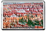 0229 BRYCE CANYON NATIONAL PARK KÜHLSCHRANKMAGNET USA LANDMARKS, USA ATTRACTIONS REFRIGERATOR MAGNET