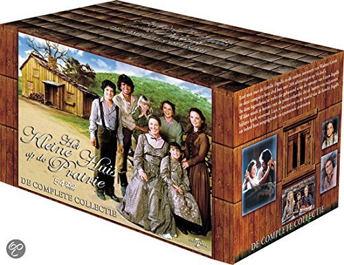 Little House on the Prairie - Complete Collection (54 DVD Box Set) (Dutch Import) (House Little Prairie-film On The)