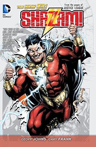 Shazam! Volume 1 (The New 52) por Geoff Johns