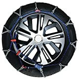 CORA 000142712 Catene da Neve per Auto Slim Grip 7 mm, Gruppo 12